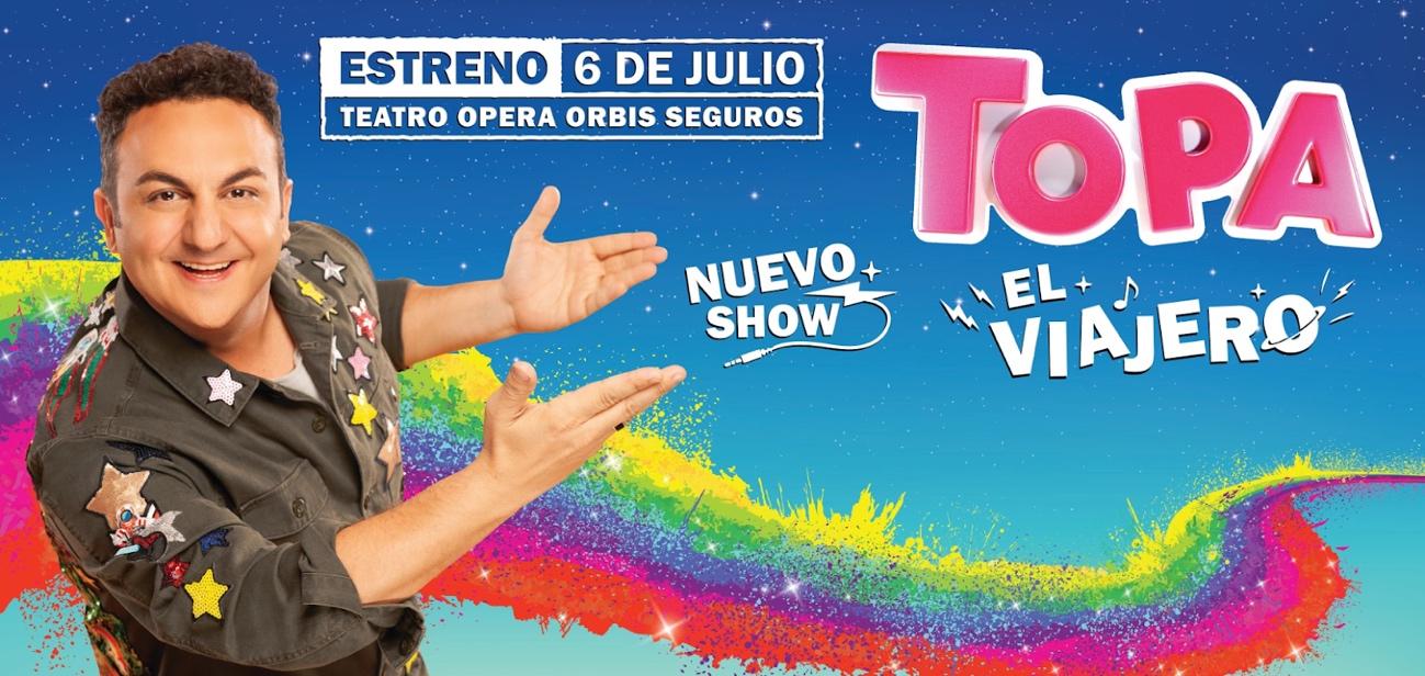 Topa en vacaciones de invierno – Teatro Opera Orbis