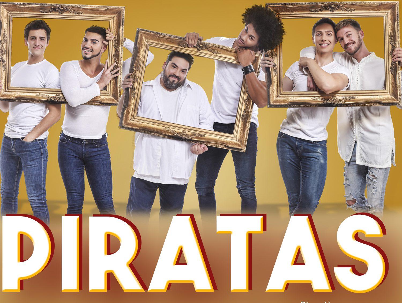 Los piratas obra de teatro en calle corrientes