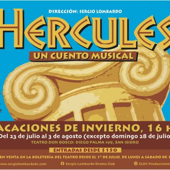 Hercules, un cuento musical