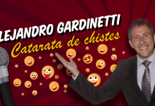 Photo of Alejandro Gardinetti en Catarata de Chistes