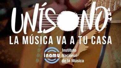 Photo of Unísono, la música va a tu casa por Televisión Pública